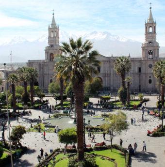 City Tour en Arequipa