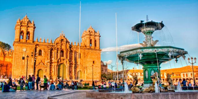 City Tour en Cusco Medio Día