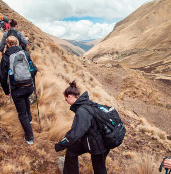 Trek Lares Machu Picchu 4 Días / 3 Noches
