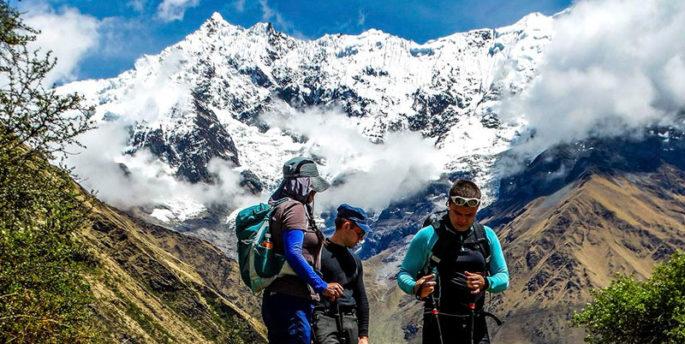 Salkantay Machu Picchu 4 Días / 3 Noches