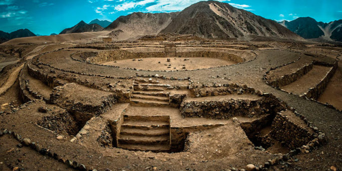 Tour a Caral Full Day
